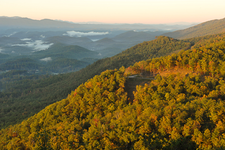 Look Rock, Great Smoky Mountains