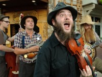 whiskey bent valley performing in gatlinburg