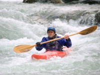 kayaking in the great smoky mountains